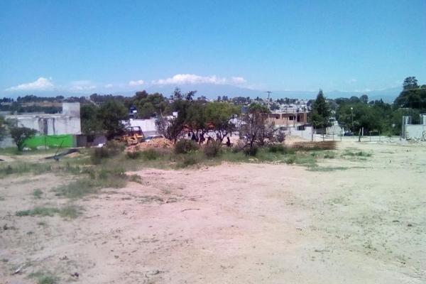Foto de terreno habitacional en venta en de la cruz 22, loma bonita, tlaxcala, tlaxcala, 5800690 No. 02