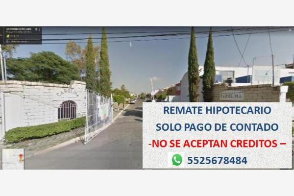 Foto de casa en venta en de la esperanza 112, carolina, querétaro, querétaro, 6188731 No. 01