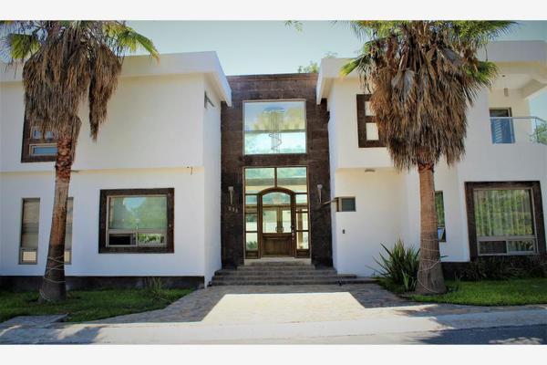 Foto de casa en venta en de la garita 1, los molinos, saltillo, coahuila de zaragoza, 5659019 No. 01