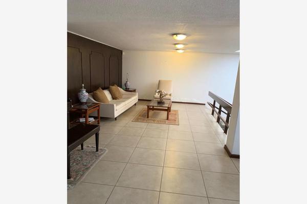 Foto de casa en venta en de la loma 61, lomas de san ángel inn, álvaro obregón, df / cdmx, 10121231 No. 04