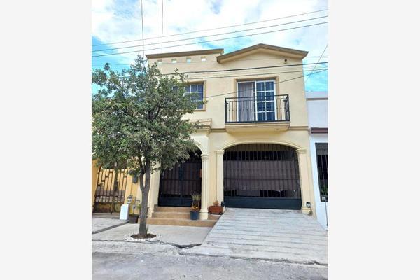 Foto de casa en venta en de la mancha 348, prados del rey, santa catarina, nuevo león, 20700557 No. 01