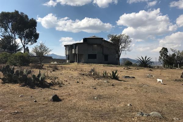 Foto de terreno habitacional en venta en de la primaria , san pedro de los metates, acambay, méxico, 3081379 No. 02