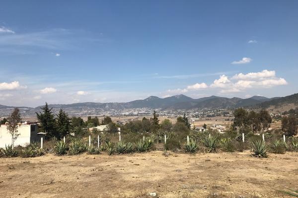 Foto de terreno habitacional en venta en de la primaria , san pedro de los metates, acambay, m?xico, 3081379 No. 08
