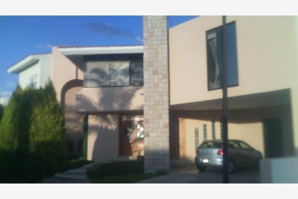 Foto de casa en venta en de la rosa 1, jardines del campestre, aguascalientes, aguascalientes, 5430434 No. 01