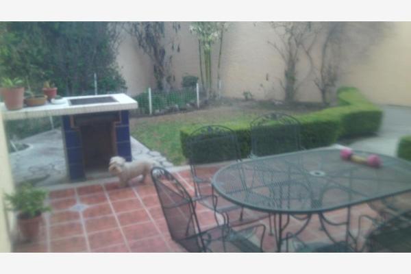 Foto de casa en venta en de la rosa 1, jardines del campestre, aguascalientes, aguascalientes, 5430434 No. 06