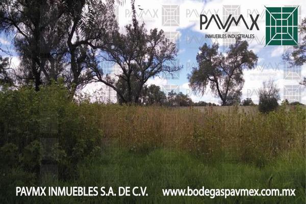 Foto de terreno habitacional en venta en de las diligencias 7, san miguel xometla, acolman, méxico, 8874364 No. 05