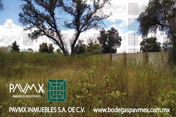 Foto de terreno habitacional en venta en de las diligencias 7, san miguel xometla, acolman, méxico, 8874364 No. 07