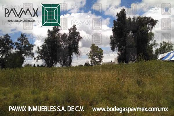 Foto de terreno habitacional en venta en de las diligencias 7, san miguel xometla, acolman, méxico, 8878037 No. 04