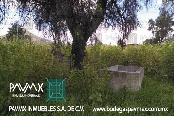 Foto de terreno habitacional en venta en de las diligencias 7, san miguel xometla, acolman, méxico, 8878037 No. 06