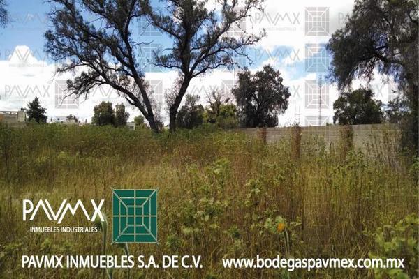 Foto de terreno habitacional en venta en de las diligencias 7, san miguel xometla, acolman, méxico, 8878037 No. 07