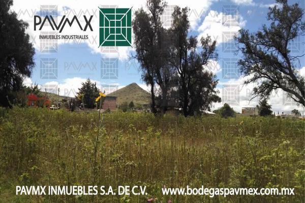 Foto de terreno habitacional en venta en de las diligencias 7, san miguel xometla, acolman, méxico, 8878037 No. 08