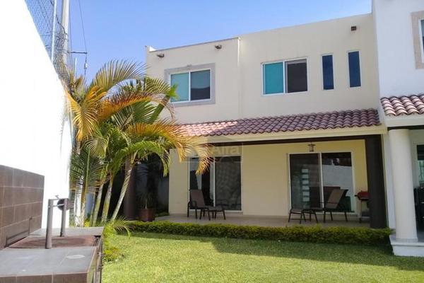 Foto de casa en venta en de las flores , centro jiutepec, jiutepec, morelos, 5708857 No. 01