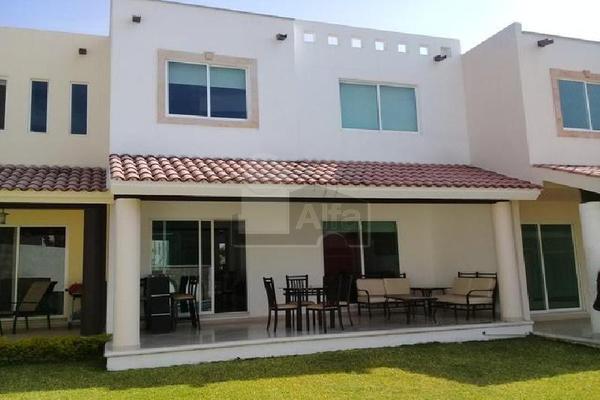 Foto de casa en venta en de las flores , centro jiutepec, jiutepec, morelos, 5708857 No. 02