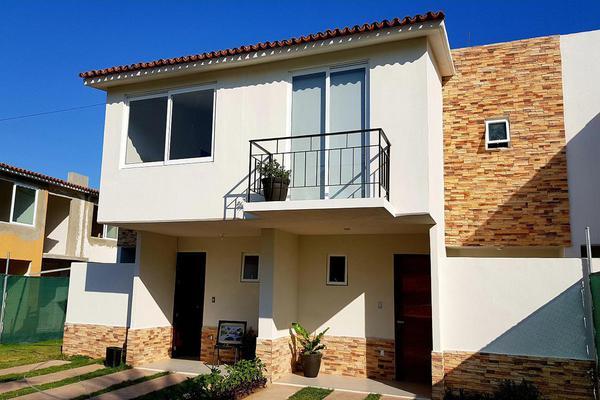 Foto de casa en venta en  , de las juntas delegación, puerto vallarta, jalisco, 7220836 No. 01