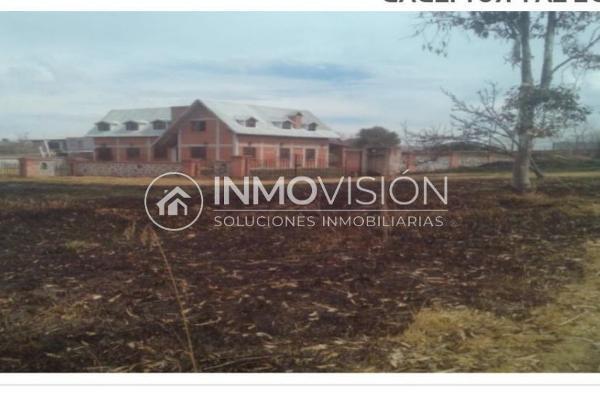 Foto de terreno habitacional en venta en  , huamantla centro, huamantla, tlaxcala, 6150887 No. 01