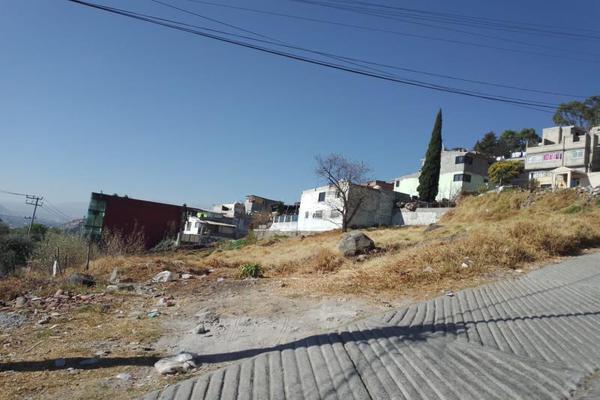 Foto de terreno habitacional en venta en de lolita 2, la teresona, toluca, méxico, 19559566 No. 02