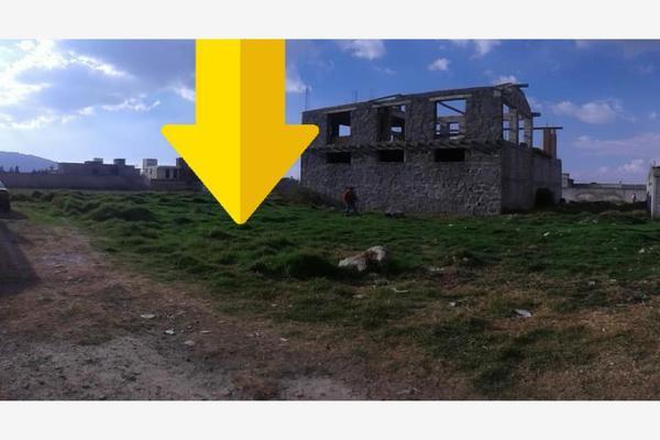 Foto de terreno habitacional en venta en de los hornos 2, 3 caminos, toluca, méxico, 17205678 No. 01