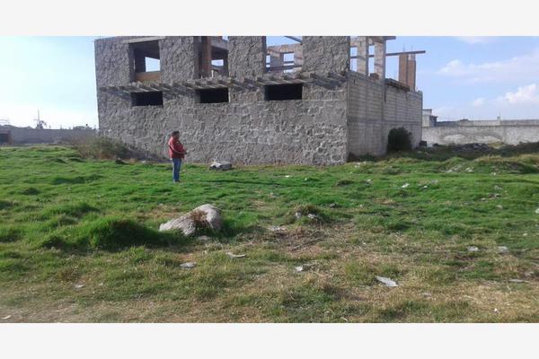 Foto de terreno habitacional en venta en de los hornos 2, 3 caminos, toluca, méxico, 17205678 No. 03