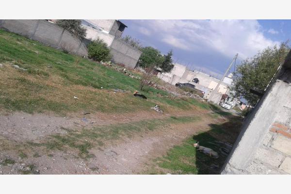 Foto de terreno habitacional en venta en de los hornos 2, 3 caminos, toluca, méxico, 17205678 No. 04