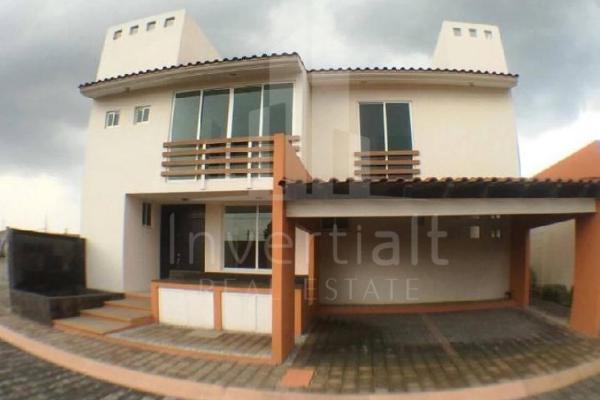 Foto de casa en venta en  , cacalomacán, toluca, méxico, 8845043 No. 01