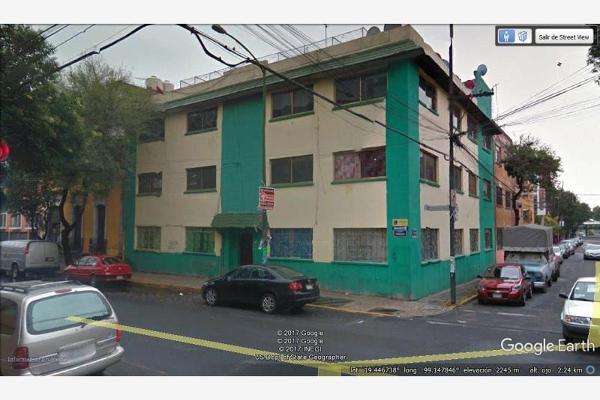 Foto de departamento en venta en de zaragoza 171, guerrero, cuauhtémoc, df / cdmx, 5374460 No. 01