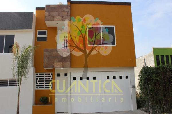 Foto de casa en venta en defensoes de puebla 123, defensores de puebla, morelia, michoacán de ocampo, 8851945 No. 01