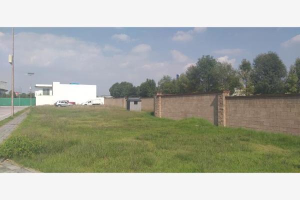 Foto de terreno habitacional en venta en del ängel sin número, lomas del ángel, puebla, puebla, 10186949 No. 05