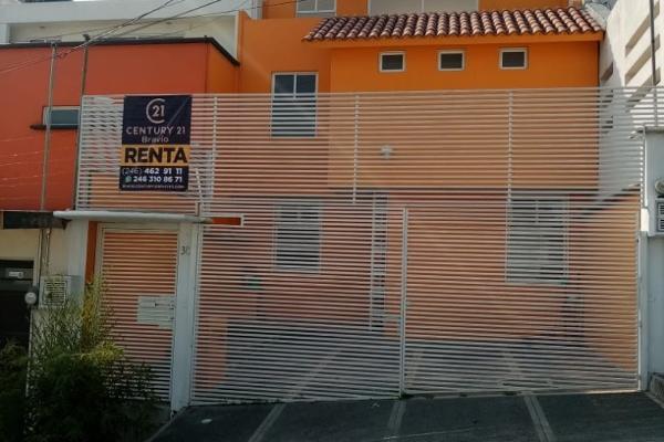 Foto de casa en renta en del arbol 3 calle , san buenaventura atempan, tlaxcala, tlaxcala, 12816356 No. 01