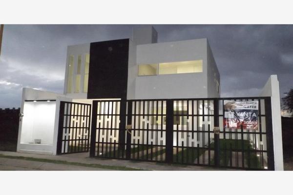 Foto de casa en venta en del arcoiris 209, villas de la cantera 1a sección, aguascalientes, aguascalientes, 7216271 No. 01