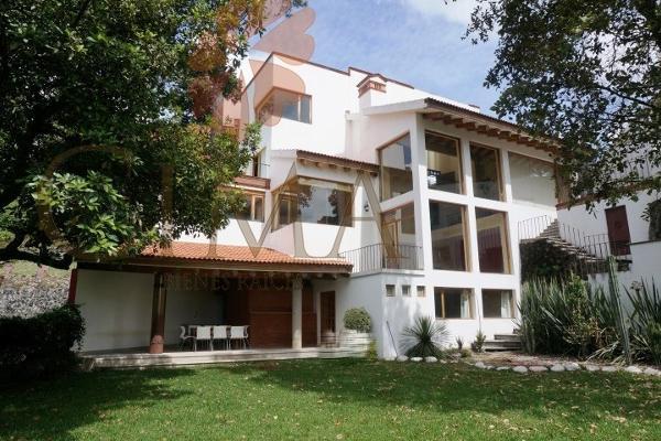 Foto de casa en venta en  , del bosque, cuernavaca, morelos, 5693273 No. 01