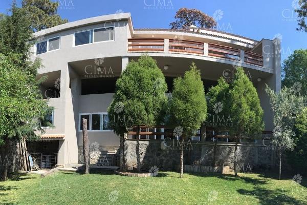 Foto de casa en venta en  , del bosque, cuernavaca, morelos, 5694142 No. 01