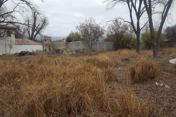Foto de terreno habitacional en venta en del caracol , los molinos, saltillo, coahuila de zaragoza, 14036176 No. 01