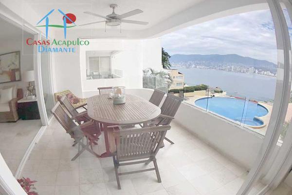 Foto de departamento en venta en del carey 80 vista carey, club residencial las brisas, acapulco de juárez, guerrero, 8646281 No. 01