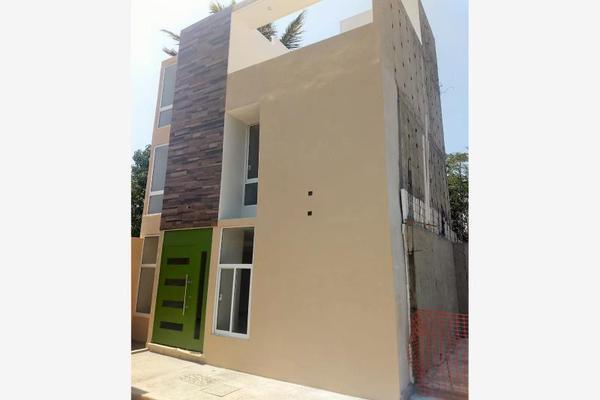 Foto de casa en venta en del cortijo 2144, princess del marqués ii, acapulco de juárez, guerrero, 7540106 No. 01