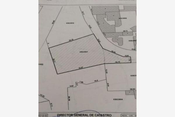 Foto de terreno habitacional en venta en del diablo , miraval, cuernavaca, morelos, 13293812 No. 01
