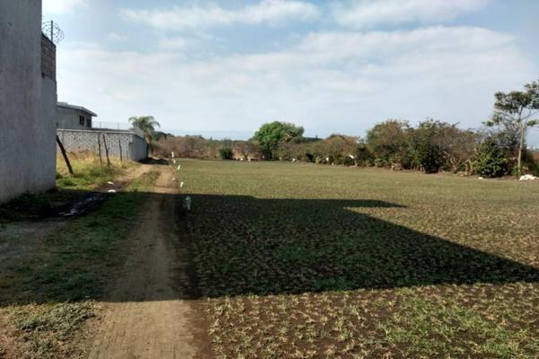 Foto de terreno habitacional en venta en del ejido 100, san miguel acapantzingo, cuernavaca, morelos, 13008273 No. 04