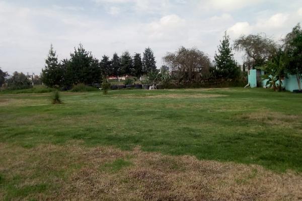 Foto de terreno habitacional en venta en del ejido parcela , san mateo ixtacalco, cuautitlán, méxico, 5920648 No. 01