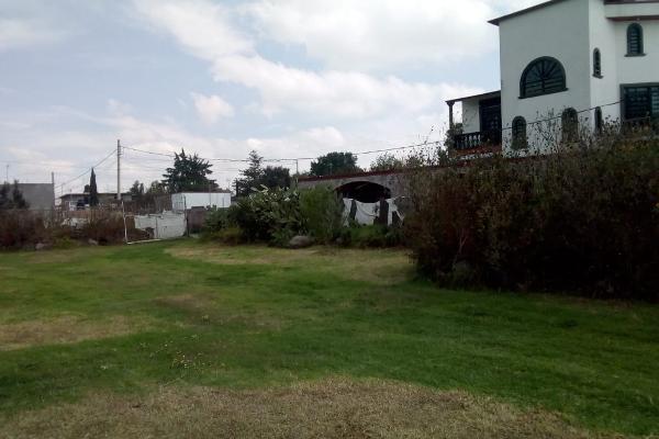 Foto de terreno habitacional en venta en del ejido parcela , san mateo ixtacalco, cuautitlán, méxico, 5920648 No. 02