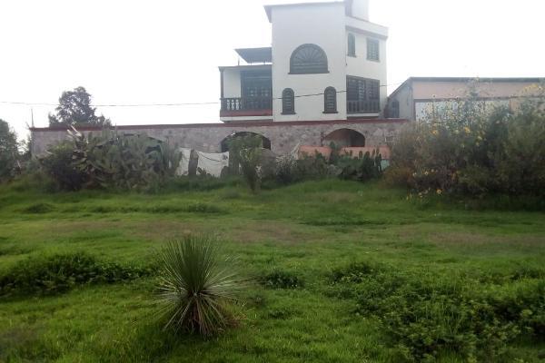 Foto de terreno habitacional en venta en del ejido parcela , san mateo ixtacalco, cuautitlán, méxico, 5920648 No. 03