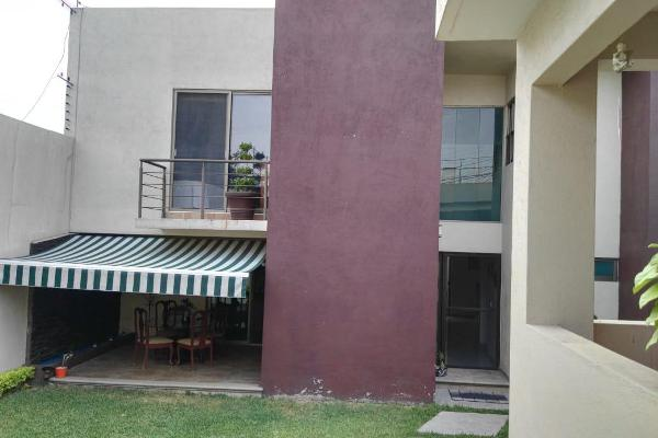 Foto de casa en venta en  , del empleado, cuernavaca, morelos, 8090596 No. 01