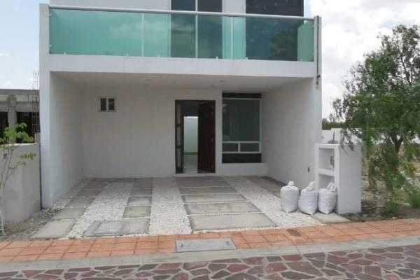 Foto de casa en venta en del encino , residencial el parque, el marqués, querétaro, 14023704 No. 03