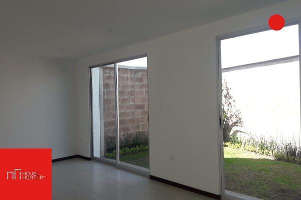 Foto de casa en venta en del ferrocarril , jesús tlatempa, san pedro cholula, puebla, 6159203 No. 04