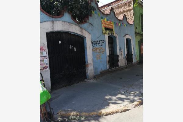 Foto de terreno habitacional en venta en  , del gas, azcapotzalco, df / cdmx, 12271485 No. 01