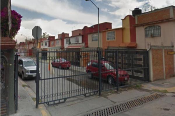 Foto de casa en venta en del lago 0, cofradía de san miguel, cuautitlán izcalli, méxico, 5297863 No. 01