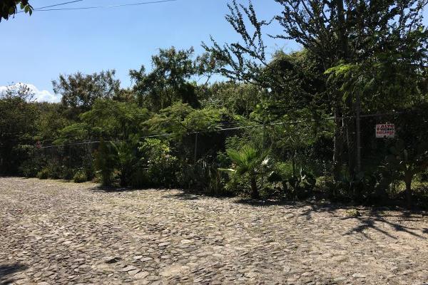 Foto de terreno comercial en venta en del monte numero tiene, ajijic centro, chapala, jalisco, 4654217 No. 01