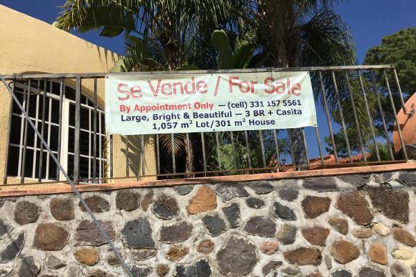 Foto de terreno comercial en venta en del monte numero tiene, ajijic centro, chapala, jalisco, 4654217 No. 14