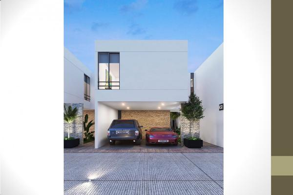 Foto de casa en condominio en renta en  , del norte, mérida, yucatán, 21321216 No. 01
