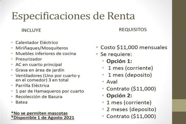 Foto de casa en condominio en renta en  , del norte, mérida, yucatán, 21321216 No. 03