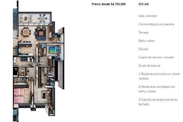 Foto de departamento en venta en  , del norte, mérida, yucatán, 7518310 No. 02