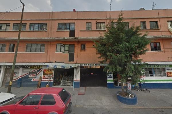Foto de departamento en venta en ffcc hidalgo , del obrero, gustavo a. madero, distrito federal, 2725244 No. 01